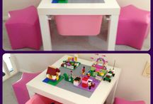 Ideers for little girls room's
