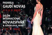 Barcelona Bridal Week / Todos los desfiles de novia de la Pasarela Gaudí para la temporada 2015.