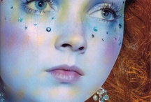 Lily Cole / I love this model. Her face is like a doll and the photographies are beautiful
