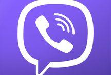 Viber calls & messages!