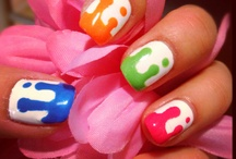 accesories, hair & nails / by Mariana VG