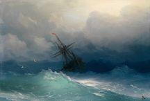 Old sailing masters
