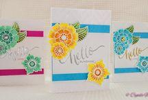 Cards ALTENEW Hennah Elements / by Aletta Heij