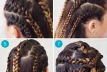Peinados / Trenzas
