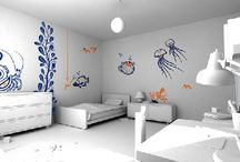 decoration / wall,home,bed