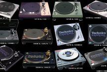TECHNICS SL1200 MK2 / Turntable