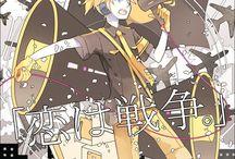 Mi amado Len-kun. <3