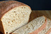 Homemade bread...