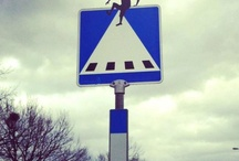 Road signs / by Fred de Thier