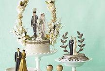 Cake Toppers / by Katie Larkin