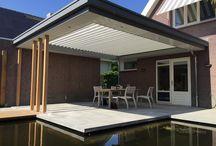 #Livium #terrasoverkapping #Broeren|Das #Studio412 / #Livium #terrasoverkapping #Broeren|Das #Studio412