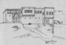 N.HASBORA DESENLERİ / 1974 Yılından Bugüne Çizdiğim Desenler