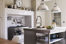 Kitchen / Ideas to decorate, furnish and organize your Kitchen.
