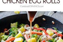 Recipes To make