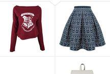 Vêtements Harry Potter