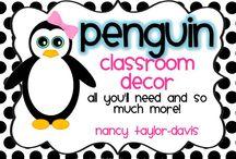 Classroom - Penguins