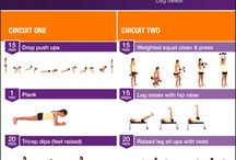 fitness week 6 and 8