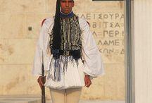 Ελληνικές ενδυμασίες