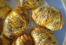 Patatesli midye bpreği