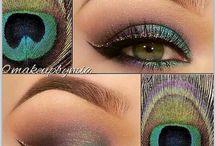 Peacock inspired / by Christi Renner