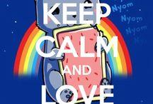 Keep Kalm and ... / To tablica stworzona dla keep calm...
