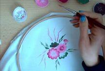 dipingere su stoffa