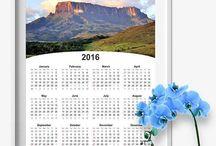 Inspiracie na kalendar