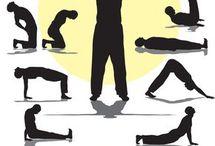 cinque tibetani esercizi