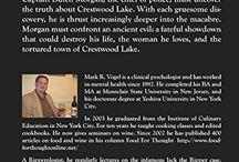 Horror Novels: Crestwood Lake / The debut horror novel of Mark R. Vogel.  Available at Amazon.com & https://www.createspace.com/5371409