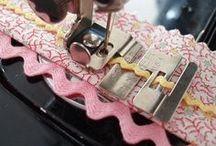 Лапки для швейной машины