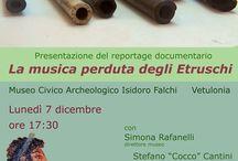 Natale 2015 / Gli eventi al museo nel periodo natalizio! in arrivo...