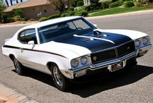 classic muscle cars / by katie Crawford
