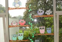 Window painting ☆
