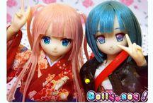 My Custom dolls / Search my fanpage Dollymoe
