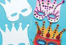 Carnaval - maskers