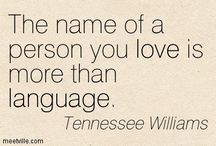 wisdon (tennessee williams)