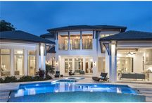 344 Pirates Bight, NAPLES, FL 34103 / Long, southwestern views of Venetian Bay await you from this exceptional waterfront, new construction home, completed in mid-2016.  http://floridasouthwestrealty.idxbroker.com/i/park-shore1