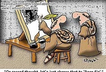 Friar Funnies / ... and other Catholic hilarity.