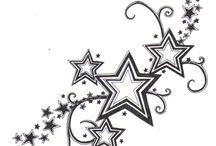tatouage étoile