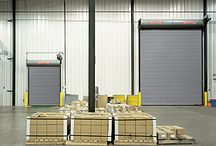 Commercial Rolling Steel Doors / Overhead Door's Commercial Rolling Steel Doors