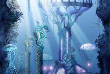 подводный мир фэнтэзи