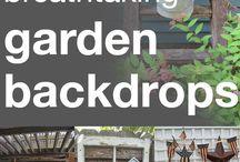 Garden Decor / by Debbie Wanker