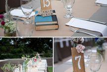 Wedding Decor / by Tammy Griffin