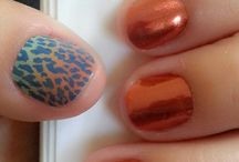 kristas.jamberrynails.net / Long-wearing, latex free, non-toxic, heat and pressure activated vinyl nail adhesives, using a hair dryer at home! This new nail treatment can be applied in about fifteen minutes at home. With over three hundred styles to choose from, these designer wraps are made to last up to two weeks on fingers and four or more on toes. Each sheet will give you 2-4 manicures!