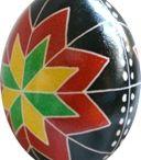 Pysanka Eggs Ukrainian Easter