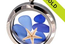 Sold Sea Glass Jewelry