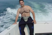 SCUBA, SURFING and BOATING / There's many reasons why they call me a Renaissance Man!!!