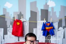 Mini Session - Superhero