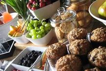 breakfast buffet ideas