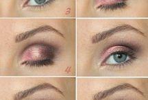 Eyemakeup and fashion